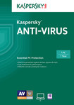 Kaspersky Anti-Virus (1-User) (1-Year Subscription) - Windows