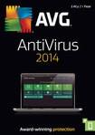 AVG AntiVirus 2014 (3-User) (1-Year Subscription) - Windows