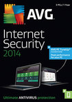 AVG Internet Security 2014 + AVG PC TuneUp 2014 (3-User) (1-Year Subscription) - Windows