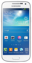 Samsung - Galaxy S 4 Mini Cell Phone (Unlocked) - White