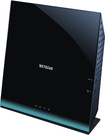 NETGEAR - R6100 Dual-Band Wireless-AC Gigabit Router with 4-Port Ethernet Switch - Black