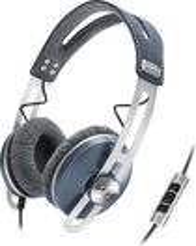 Sennheiser - MOMENTUM On-Ear Headphones - Blue