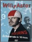 Willy Astor: Ever Grins - Schmarraton in 185 Minuten (DVD)