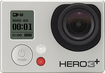GoPro - Hero3+ Silver Edition Camera - Silver