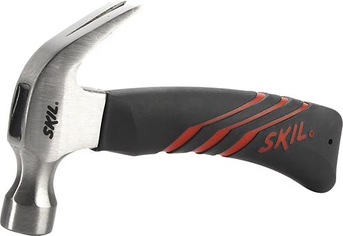 Skil - Stubby Hammer - Black/Red/Silver