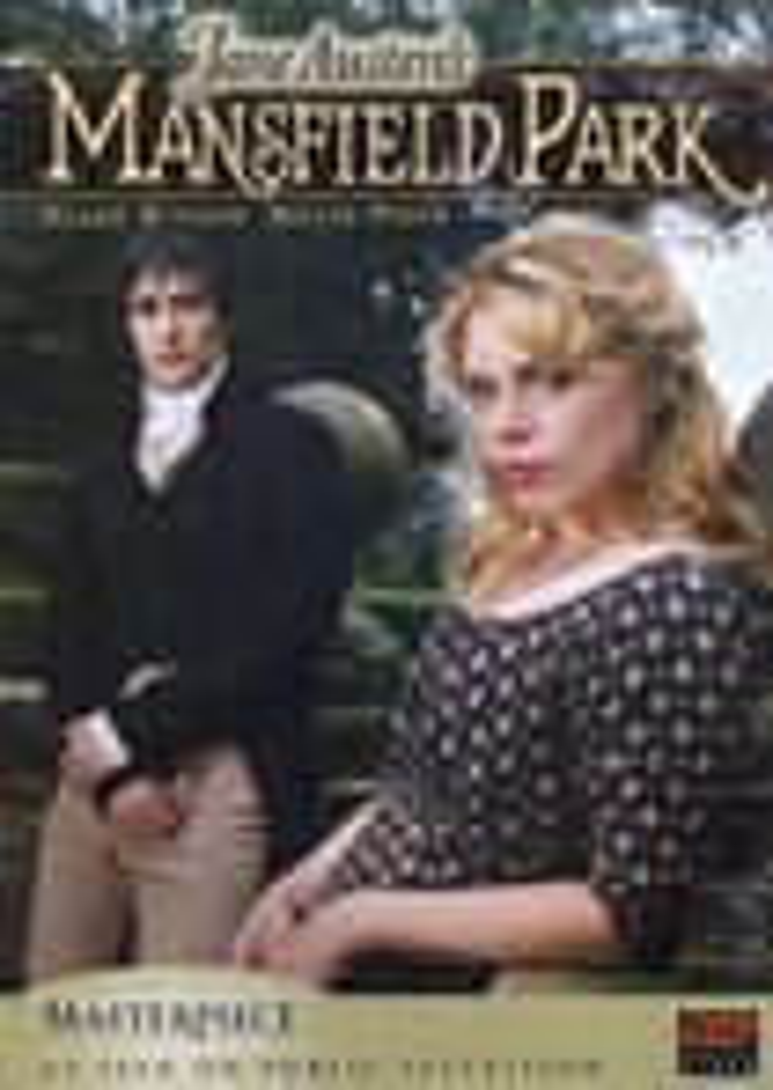 Masterpiece Theatre: Mansfield Park (dvd) 16185174