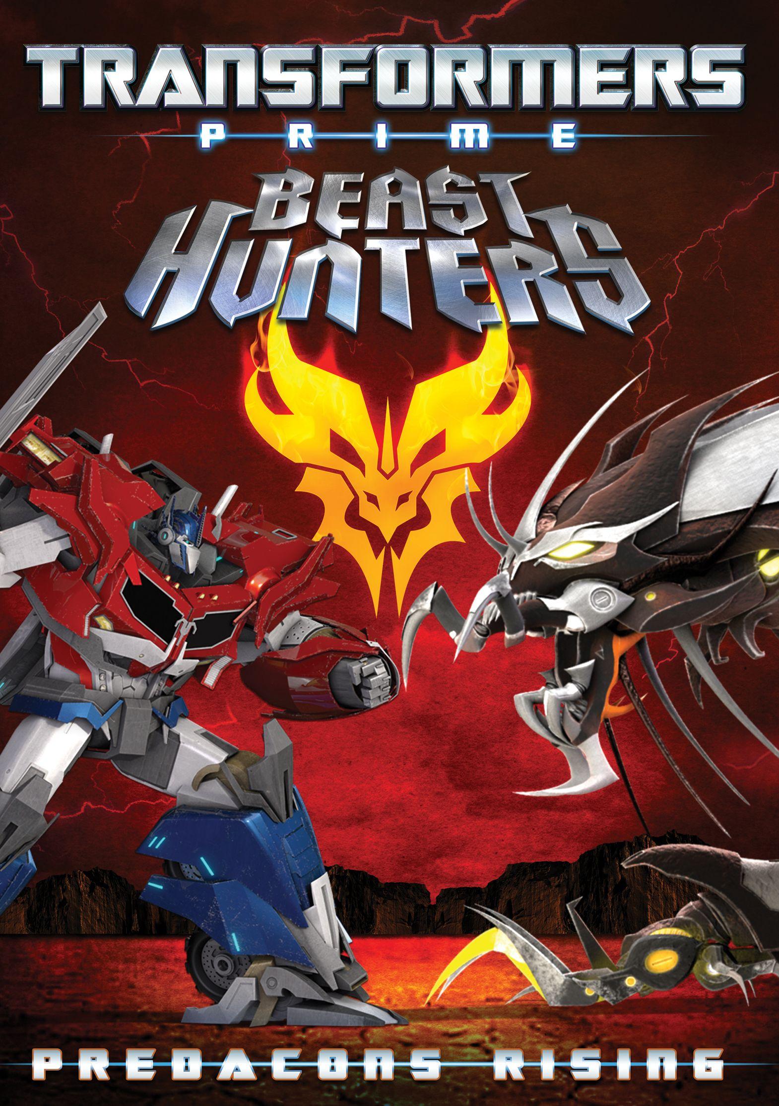 Transformers Prime: Beast Hunters - Predacons Rising (dvd) 1621401