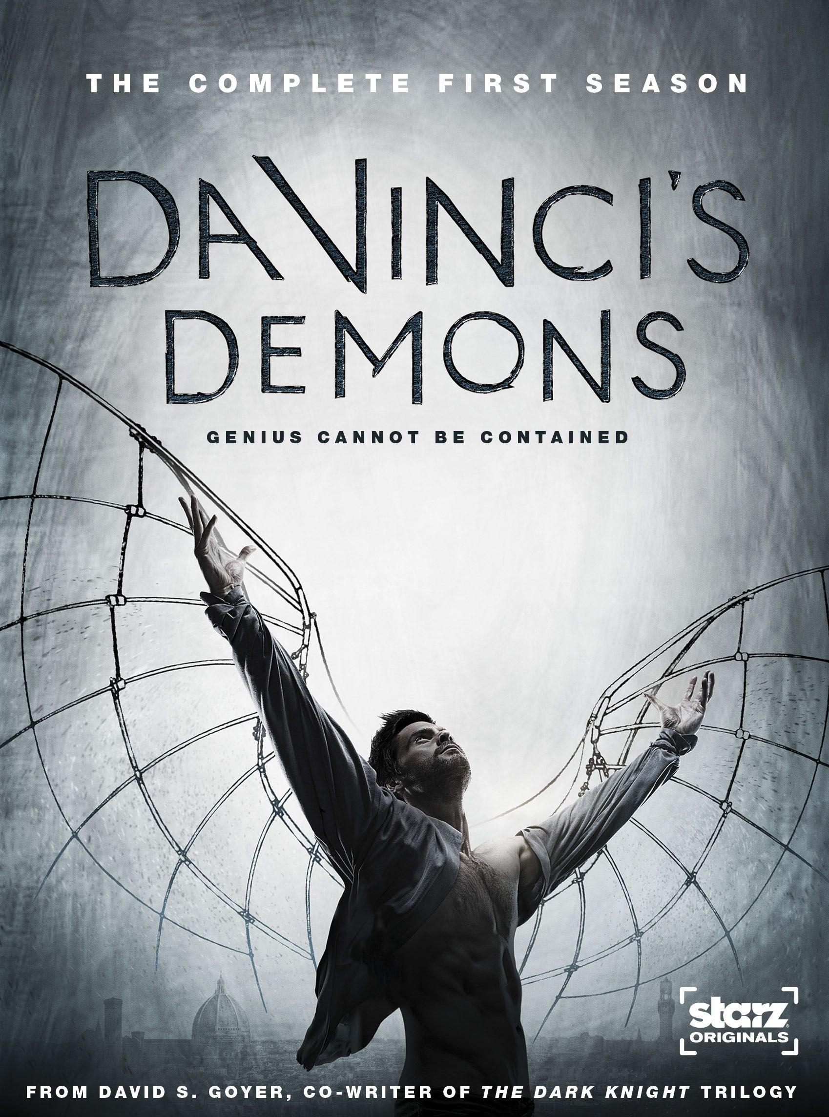 Da Vinci's Demons [3 Discs] (dvd) 1622182