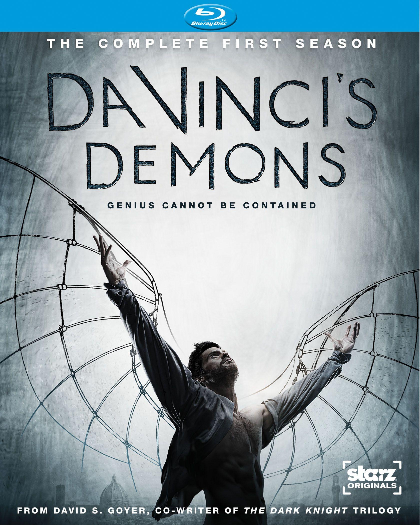 Da Vinci's Demons [3 Discs] [blu-ray] 1622191