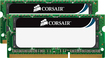 Corsair - 2-Pack 4GB 1.3GHz DDR3 SoDIMM Laptop Memory Kit - Multi