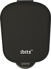 iBitz - Adult Unity Wireless Activity Monitor - Blackberry