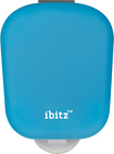 iBitz - Kids PowerKey Wireless Activity Monitor - Blueberry