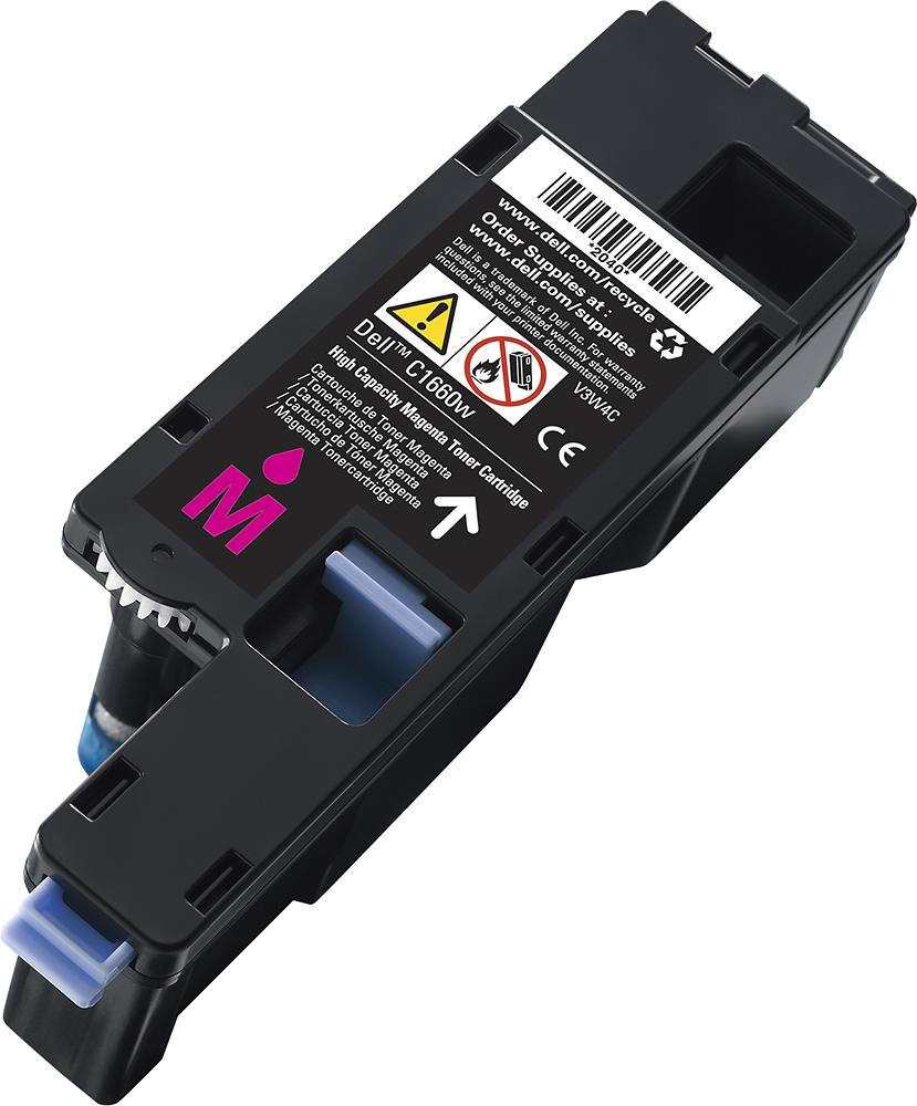 Dell - 4J0X7 Toner Cartridge - Magenta