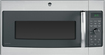 GE - Profile Series 1.7 Cu. Ft. Over-the-Range Microwave - Stainless-Steel