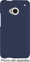 Rocketfish™ - Hard Shell Case for HTC One Cell Phones - Blue