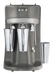 Hamilton Beach Commercial - 3-Speed Triple-Spindle Drink Mixer - Gray
