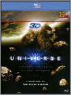 The Universe: 7 Wonders Of The Solar System (blu-ray Disc) 1631038