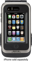 Magellan - ToughCase for Apple¿ iPhone¿ and iPod¿ touch - Black