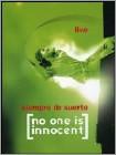 No One Is Innocent: Live - Siempre de Suerte (DVD)