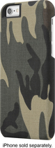 Tavik - Workwear Fabric Snap-On Case for Apple iPhone 6 - Camo
