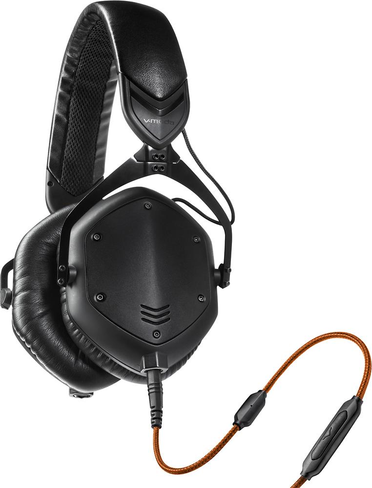V-MODA - CROSSFADE M-100 Over-the-Ear Headphones - Black