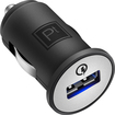 Platinum - Quick Charge Car Charger - Black