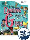 The Daring Game for Girls — PRE-OWNED - Nintendo Wii