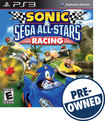 Sonic & SEGA All-Stars Racing — PRE-OWNED - PlayStation 3