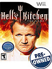 Hell's Kitchen: The Video Game — PRE-OWNED - Nintendo Wii