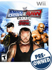 WWE SmackDown vs. Raw 2008 — PRE-OWNED - Nintendo Wii