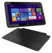 """HP - 13.3"""" Refurbished Touch-Screen Laptop - Intel Core i5 - 4GB Memory - 128GB Solid State Drive - Black/Silver"""
