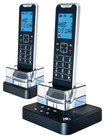 Motorola - Moto-IT6-2 Dect 6.0 Cordless Phone with Digital Answering System - Silver/Black