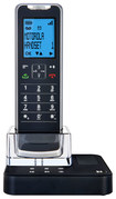 Motorola - Moto-IT6 Dect 6.0 Cordless Phone with Digital Answering System - Silver/Black