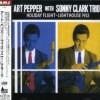 Holiday Flight-Light House Clark (Japan) - CD