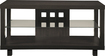 """Altra - Cydney A/V Console for Most Flat-Panel TVs Up to 50"""""""