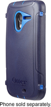 OtterBox - Defender Series Case for Motorola Moto X Cell Phones - Surf Blue