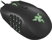 Razer - Naga Expert MMO Gaming Mouse - Black