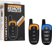 CompuStar - 2-Way Confirmation Remote Kit for Most CompuStar RSG6 Series Remote Start Systems - Black/Orange