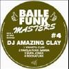Baile Funk Masters #4 [12inch Vinyl Disc] [EP] - 12-Inch Single