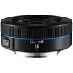Samsung - 16mm f/2.4 NX Ultra Wide Pancake Lens