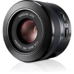 Samsung - 45 mm f/1.8 Fixed Focal Length Lens for NX - Black