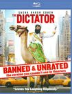 The Dictator [banned & Unrated] [blu-ray] 1659015
