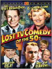 Lost TV Comedy Of The 5o'S (DVD) (Black & White)