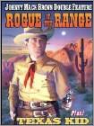 Rogue of the Range/Texas Kid (Black & White) (DVD) (Black & White) (Eng)