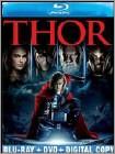 Thor (Blu-ray Disc) (2 Disc) (Enhanced Widescreen for 16x9 TV) (Eng/Fre/Spa/Por) 2011