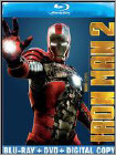 Iron Man 2 (Blu-ray Disc) (3 Disc) (Digital Copy) (Eng/Fre/Spa/Por) 2010