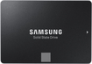 Samsung - 850 EVO 500GB Internal Serial ATA Solid State Drive for Laptops - Black