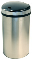 iTouchless - 13-Gal. Touchless Trash Can
