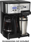 Hamilton Beach - FlexBrew 12-Cup Coffeemaker - Multi