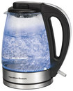 Hamilton Beach - 1.7L Kettle - Silver/Black